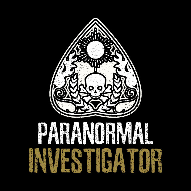 Ghost Hunter Shirt | Paranormal Investigator Halloween Gift