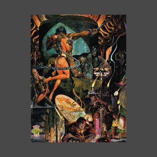 Conan The Barbarian T-Shirts | TeePublic