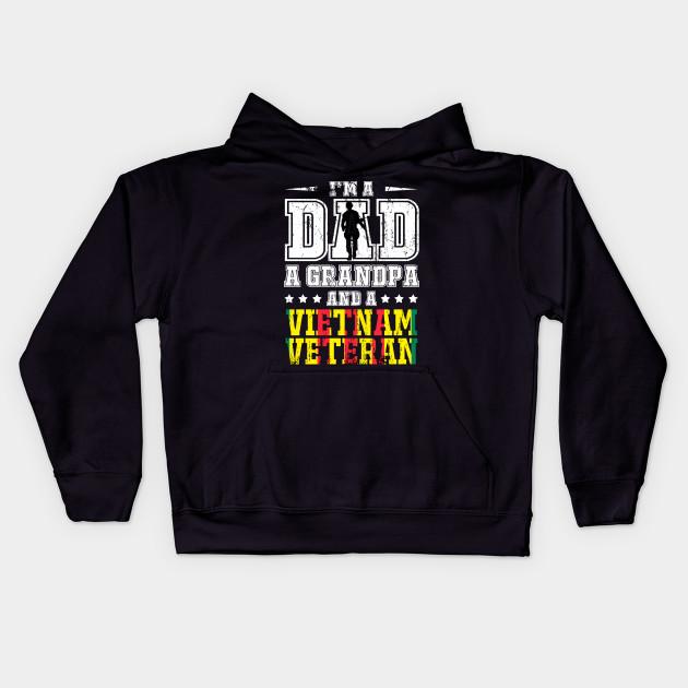 fdf2f1137 I'm A Dad, A Grandpa And A Vietnam Veteran TShirt - Im A Dad A ...