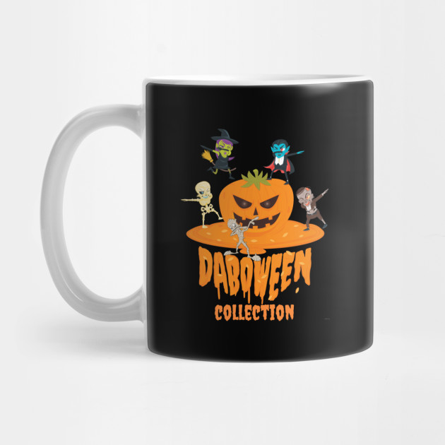 Halloween Daboween Collection - Halloween Gift For Kids Halloween Shirt For Boys Halloween Mug
