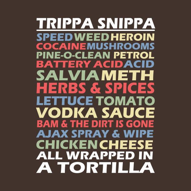 45bb62712be7f Big Lez Show - Trippa Snippa - Trippa Snippa - T-Shirt
