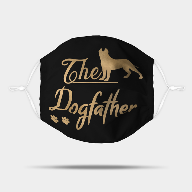 The Pit Bull Terrier Dogfather