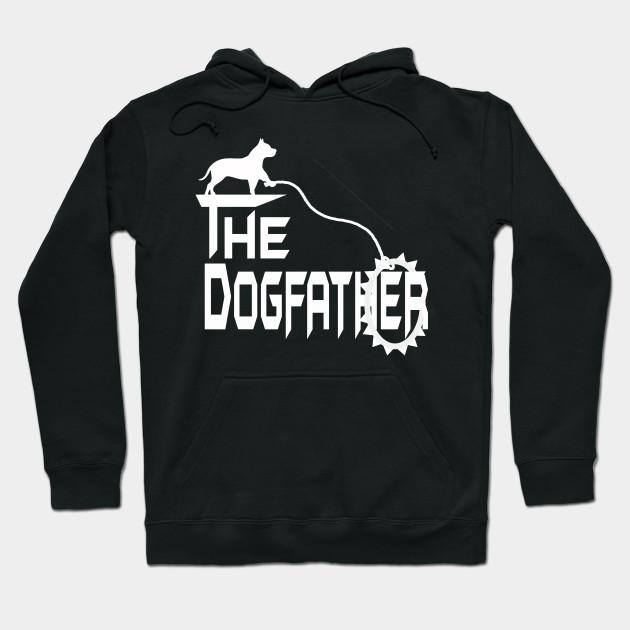 Pug Dog Father Hoody Sweatshirt The Dogfather