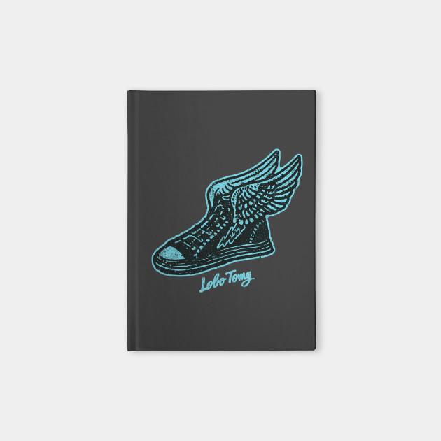 LOBO TOMY flying sneakers