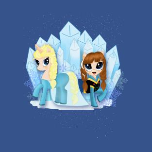 My frozen Pony