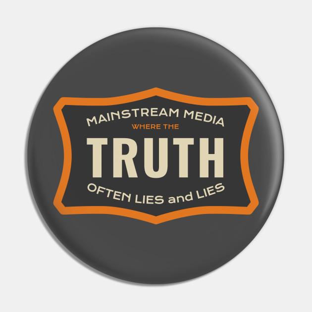 Mainstream Media - Where the Truth Often Lies