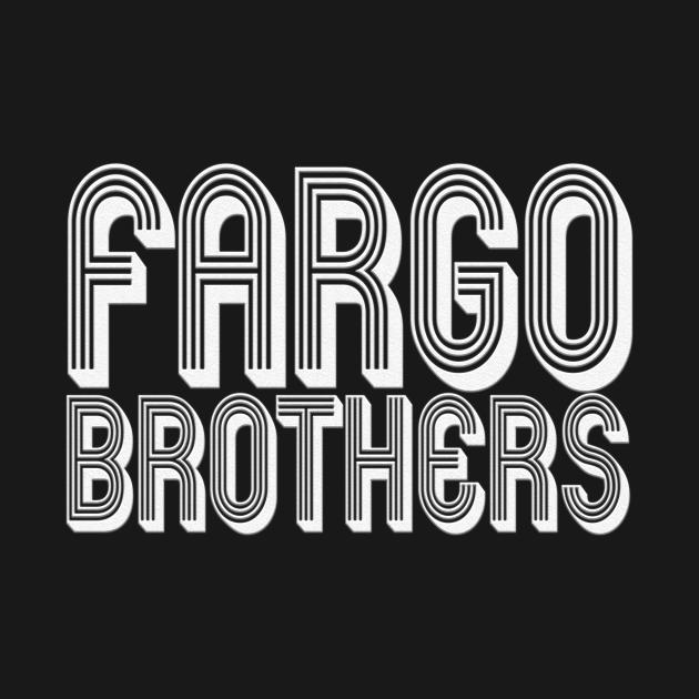 Fargo Brothers Retro V2 - White Letters
