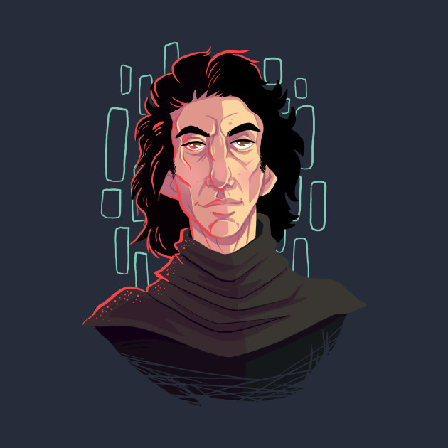 Hi my name is Kylo of the Rens