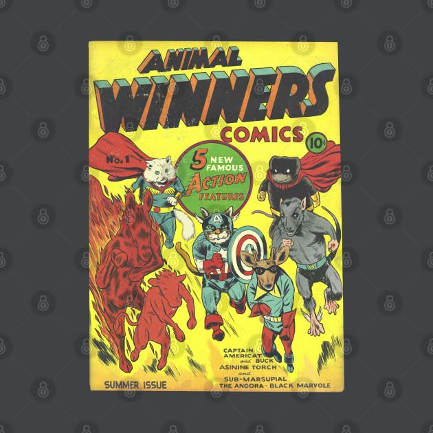 ANIMAL WINNERS #1