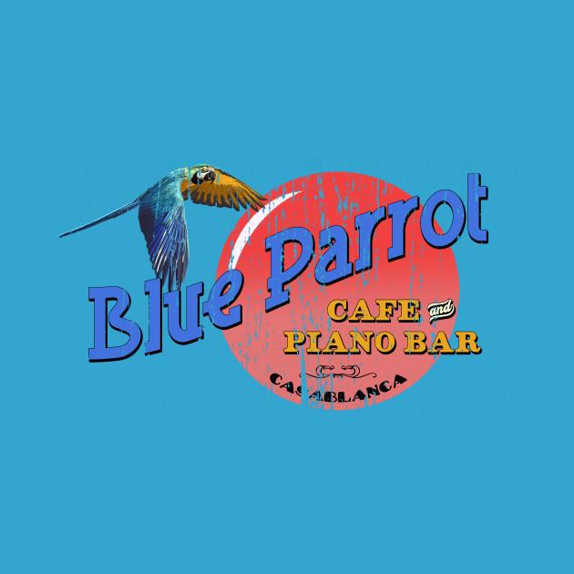Blue Parrot Cafe & Piano Bar