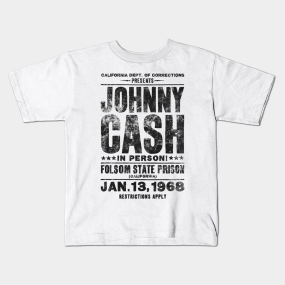 43c7d0d94e8 Johnny Cash Concert Tee - Black Kids T-Shirt