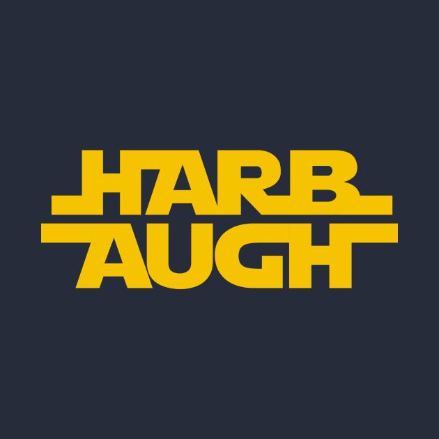 Harbaugh Star Wars logo