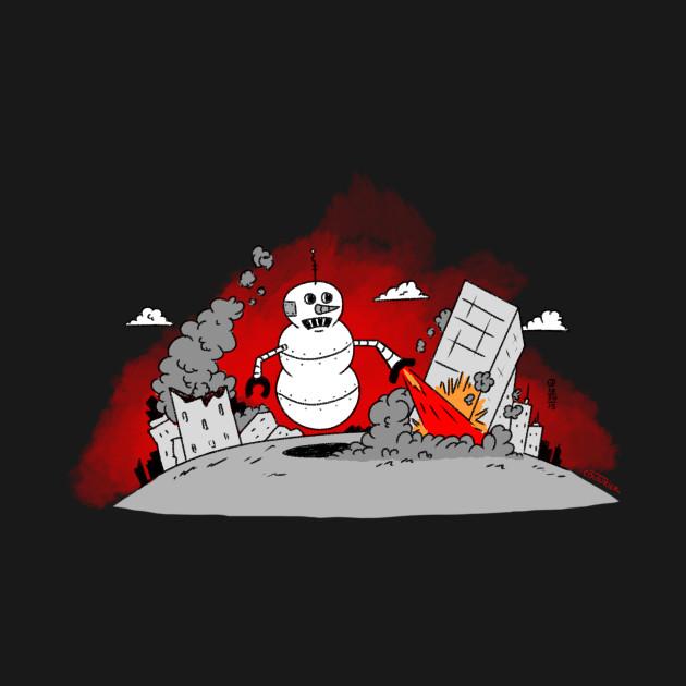 Happy Snowbot Apocalypse