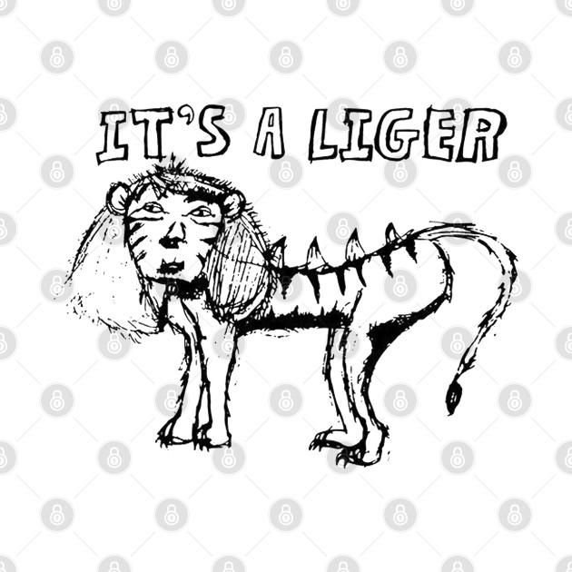 It's a Liger