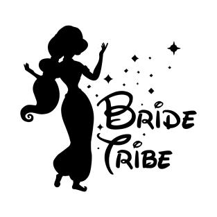 bride tribe 4 t shirt