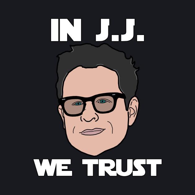 In J.J. We Trust - Bobble Head