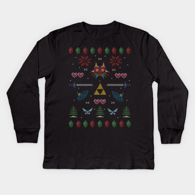 Ugly Zelda Christmas Sweater