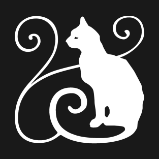White Cats Gifts And Merchandise Teepublic