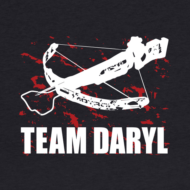 Team Daryl Dixon The Walking Dead