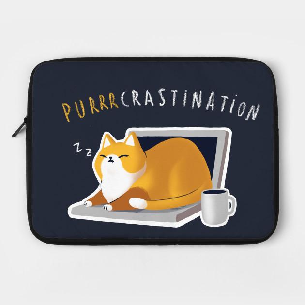 Purrcrastination