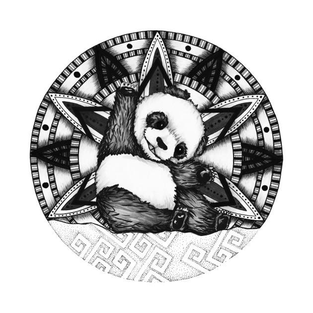 Panda Mandala