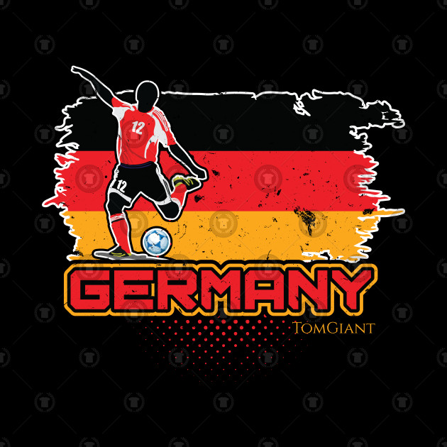 Football Worldcup Germany German Soccer Team Footballer Rugby Gift