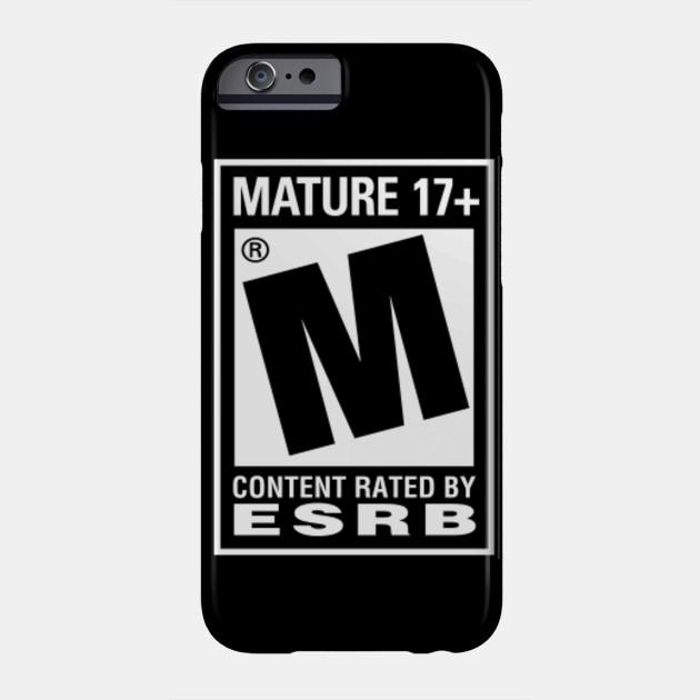 mature audience only gta phone case teepublic