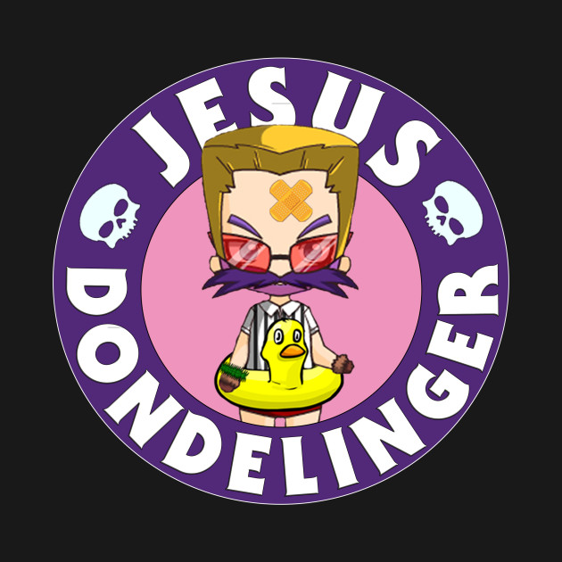 Jesus Dondelinger Cartoon