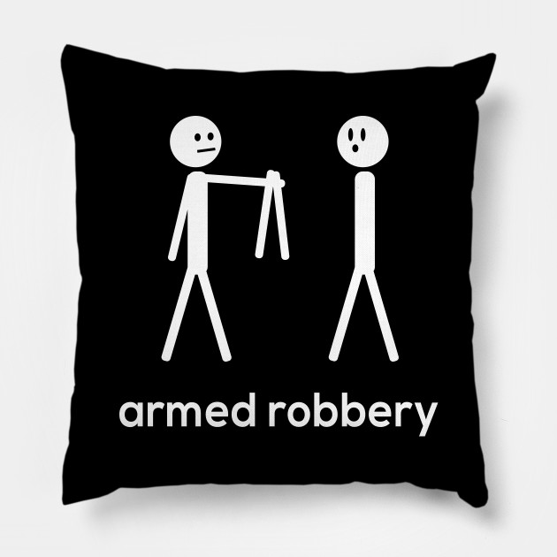 Armed Robbery Stick figure