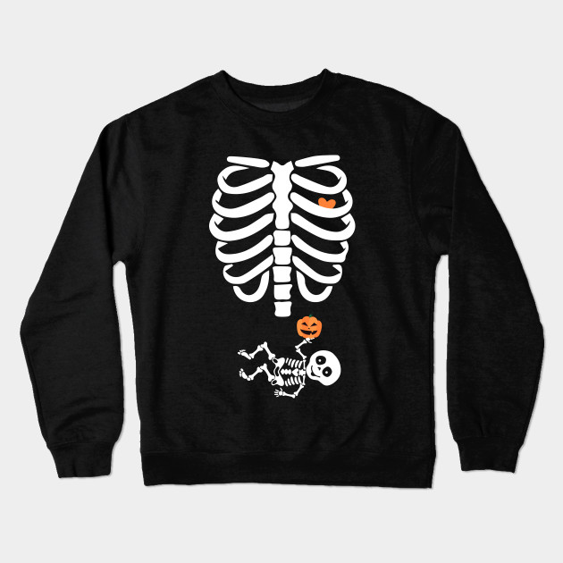 83d210cf508 Maternity halloween t-shirt. Halloween costume for Pregnant. Crewneck  Sweatshirt