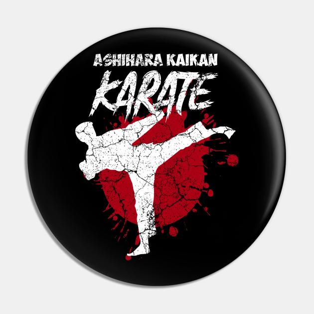 Ashihara Kaikan Karate Training Martial Arts Karate Outfit