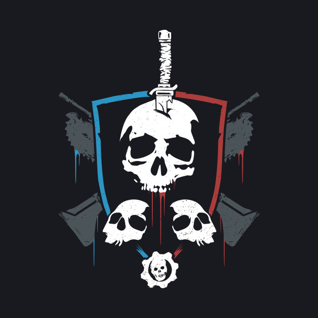 Gears Of War 4 Crest