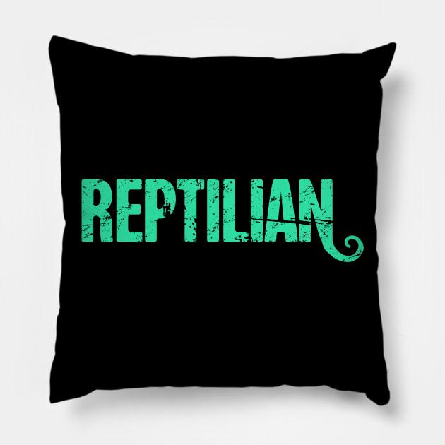 Reptilian Conspiracy Theorist Theory
