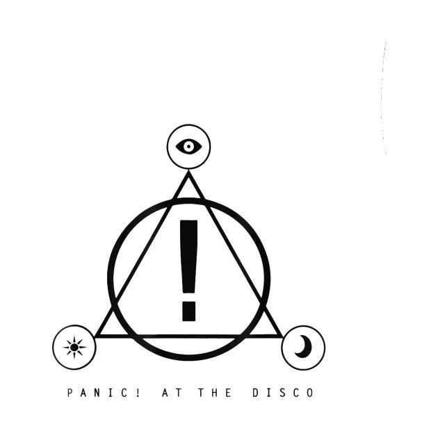 Panic At The Disco Symbol Panic At The Disco Kids T Shirt