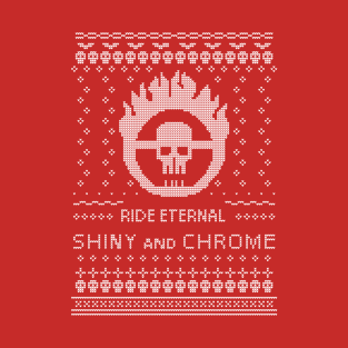 Mad Max War Boys Ugly Sweater Design
