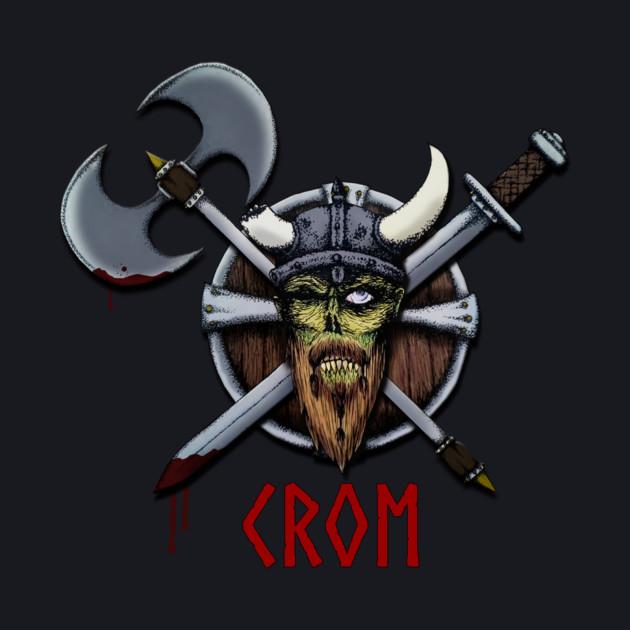 Crom Logo