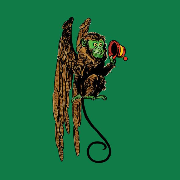 Wizard of Oz Flying Monkey