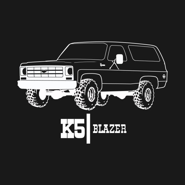 '70's K5 Blazer