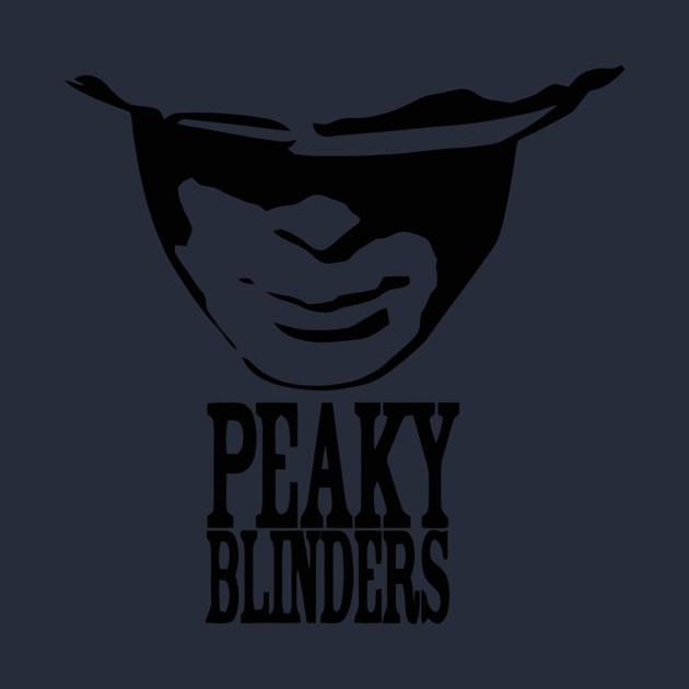 PB - Peaky Blinders - T-Shirt   TeePublic