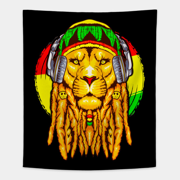 Rastafarian Lion Leo Zodiac Horoscope Astrology