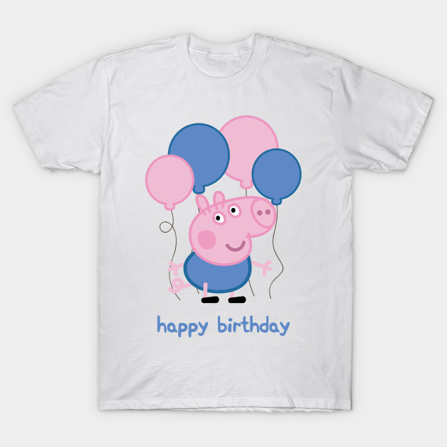 98dc62684f0d4 George Pig - Happy Birthday