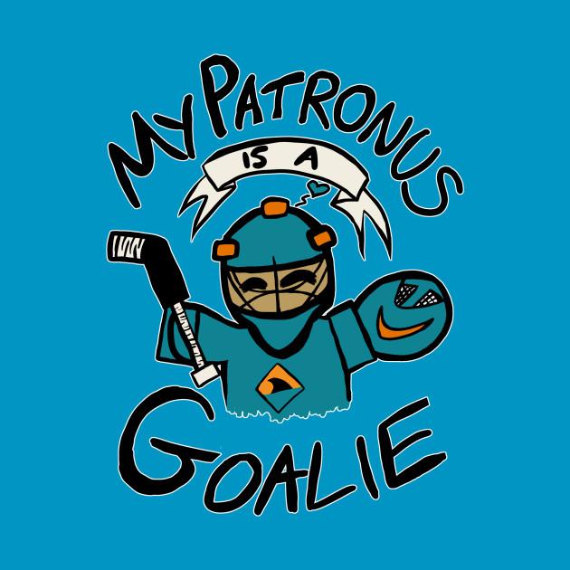 My Patronus is a Goalie (SJS Edition)