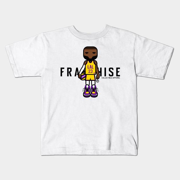 8507da2b7ddd LEBRON JAMES Franchise - Lebron James - Kids T-Shirt