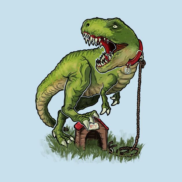 Domesticated Tyrannosaurus