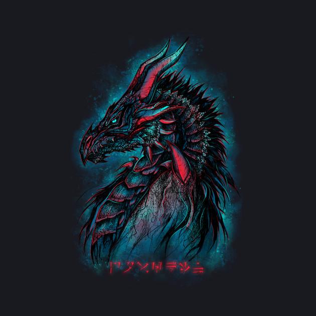 Dragonborn (Blue Version)