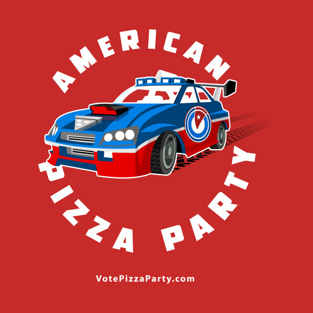 American Pizza Party Driver