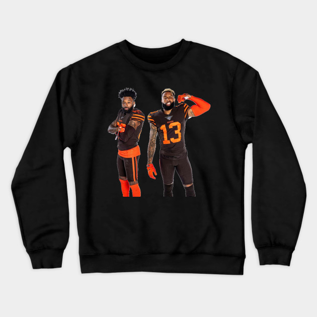 half off 6ad0d 056a7 Odell Beckham Jr. and Jarvis Landry
