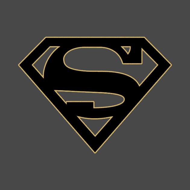 Supergirl Tv Crest Black Supergirl T Shirt Teepublic