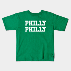 Philly Philly kids-t-shirt