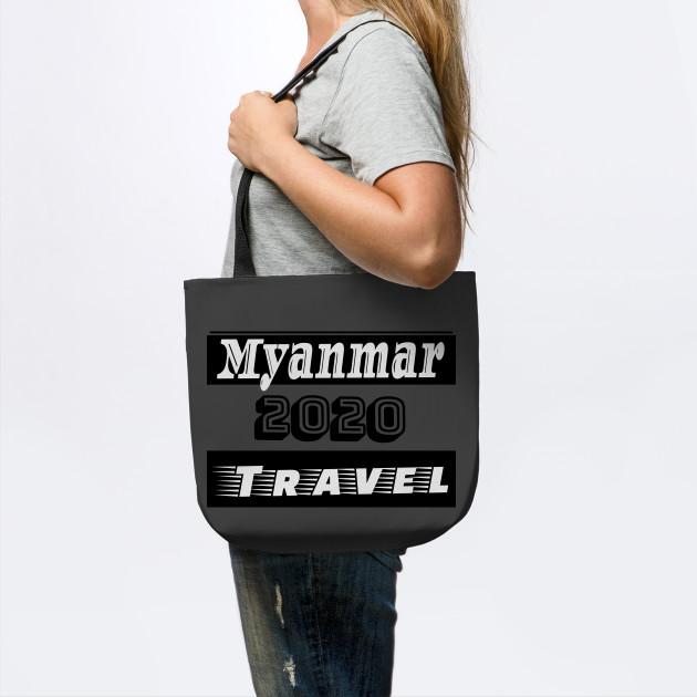 Myanmar Travel City Destination